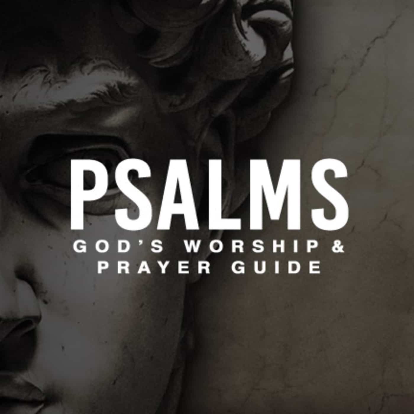 Psalms: God's Worship and Prayer Guide