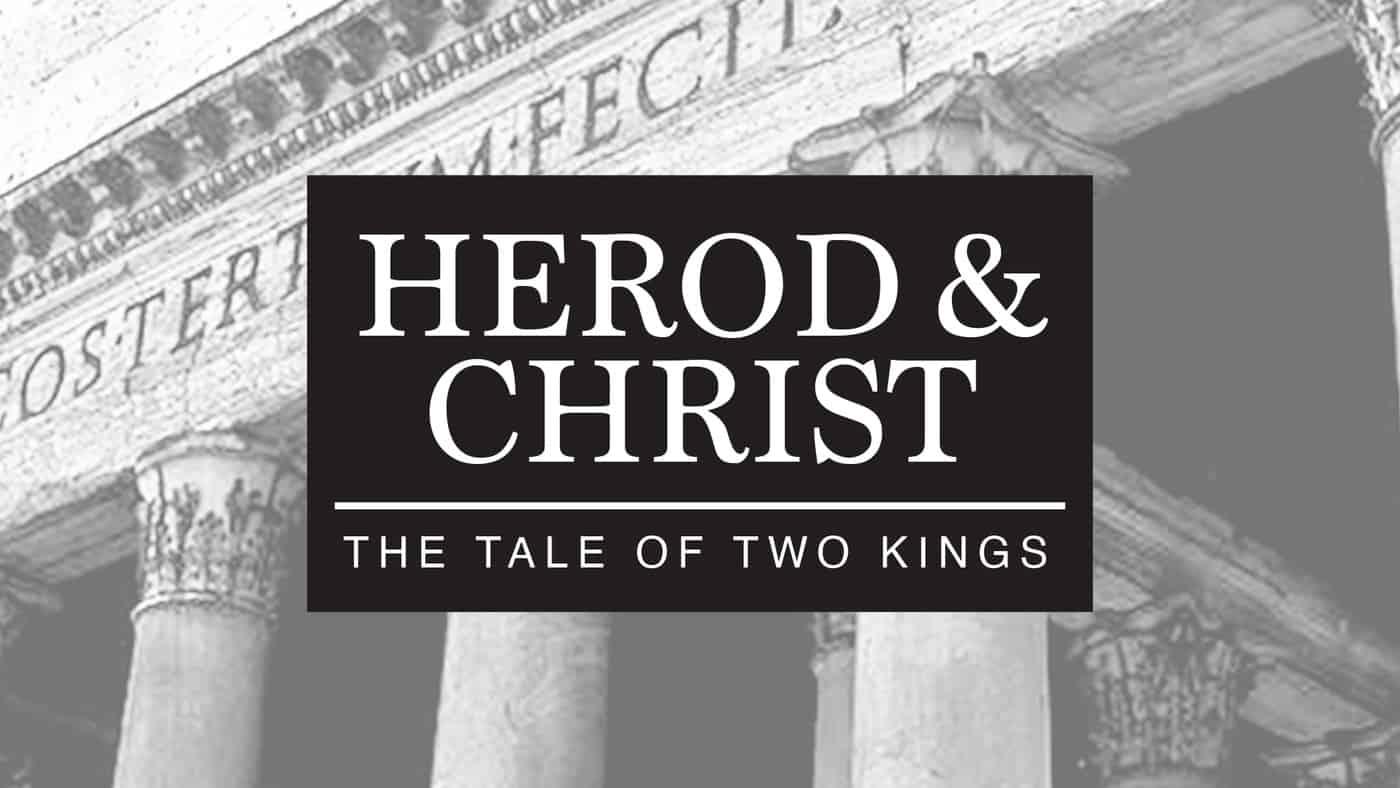 Herod & Christ
