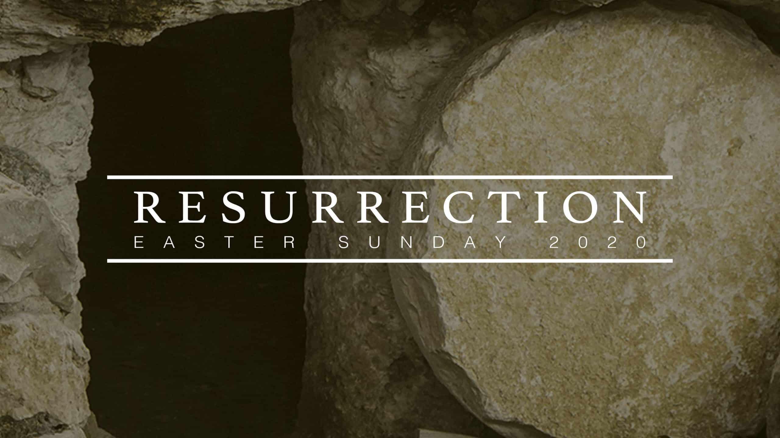 Easter 2020: The Resurrection: Fiction vs. Fact