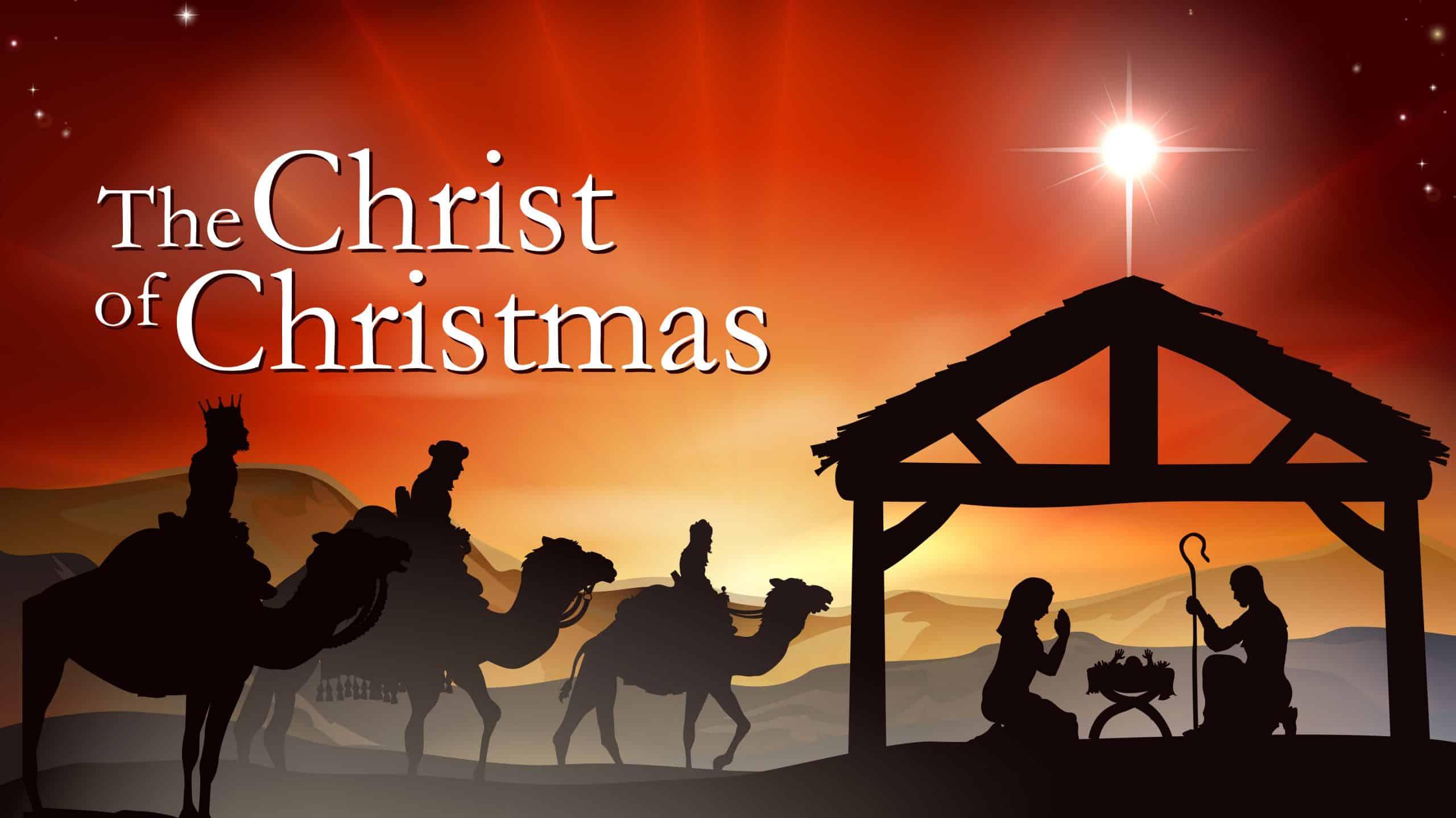 The Christ Of Christmas Sermon #4