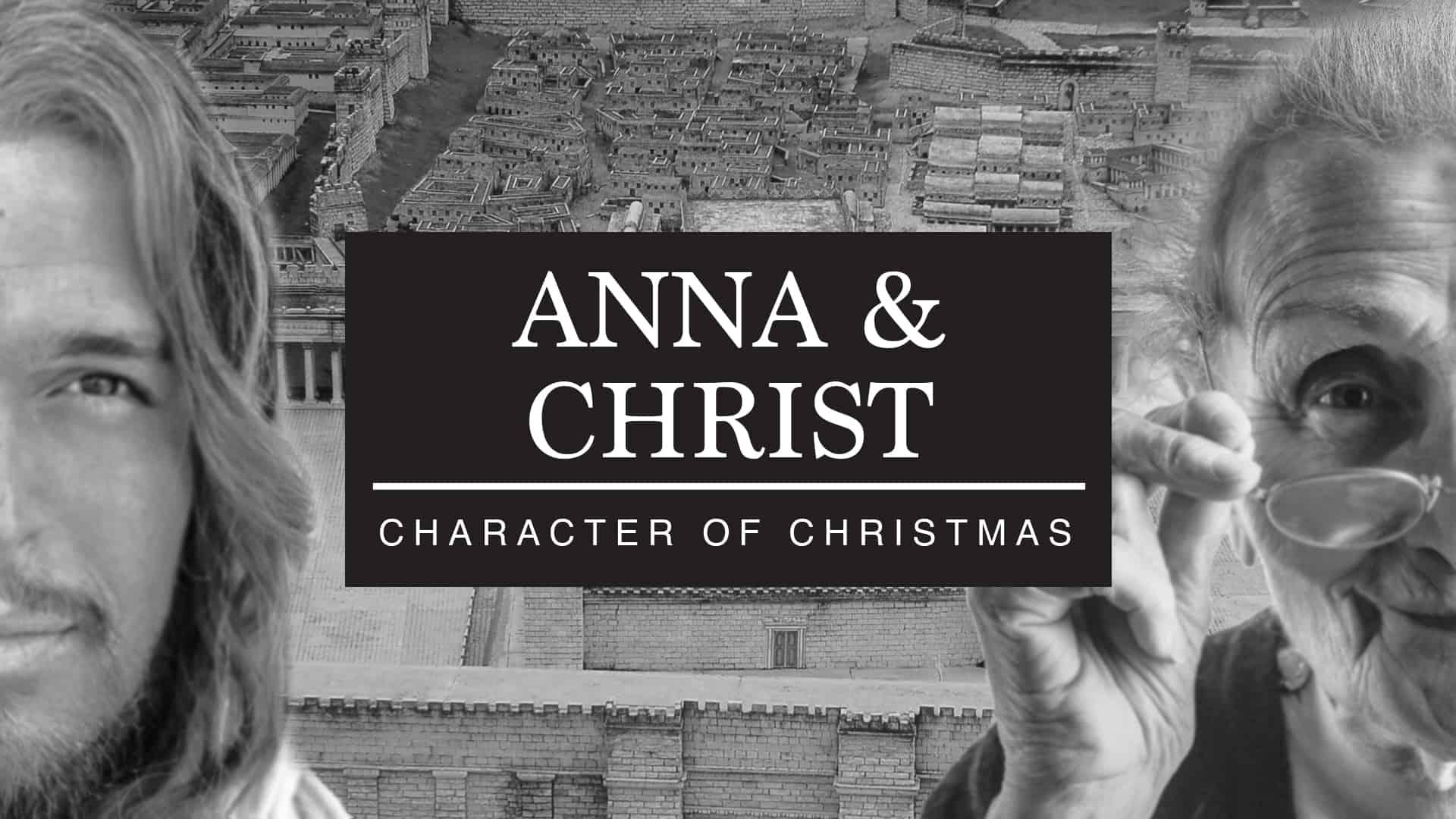 Anna & Christ